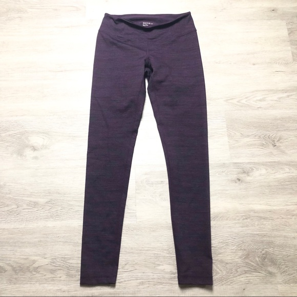Zella Pants - Zella full length purple leggings